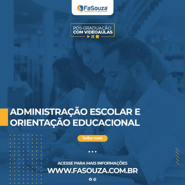 Faculdade Souza - Administração Escolar e Orientação Educacional