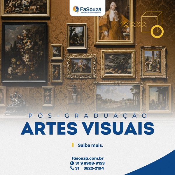 Faculdade FaSouza - Artes Visuais