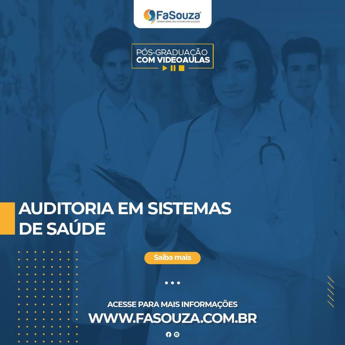 Auditoria em Sistemas de Saúde