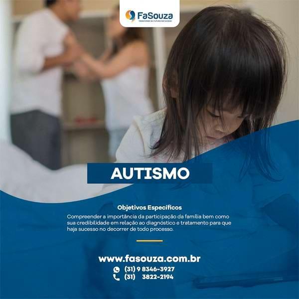 Faculdade Souza - Autismo