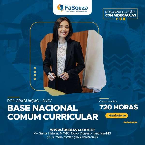 Faculdade Souza - Base Nacional Comum Curricular (BNCC)