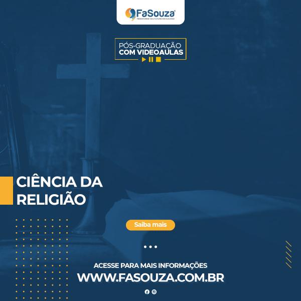 Faculdade FaSouza - Ciência da Religião