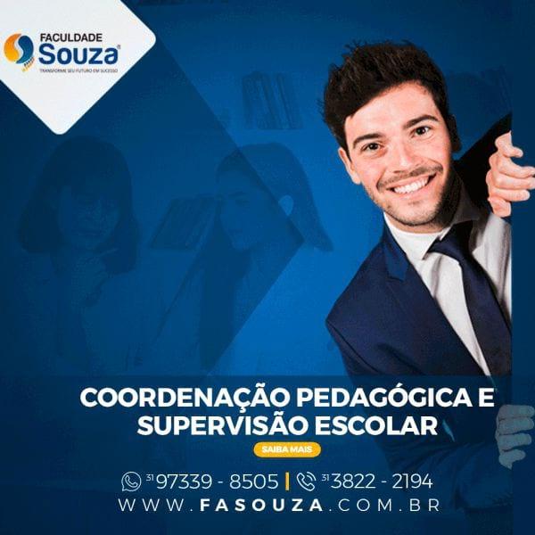 Faculdade FaSouza - COORDENAÇÃO PEDAGÓGICA E SUPERVISÃO ESCOLAR