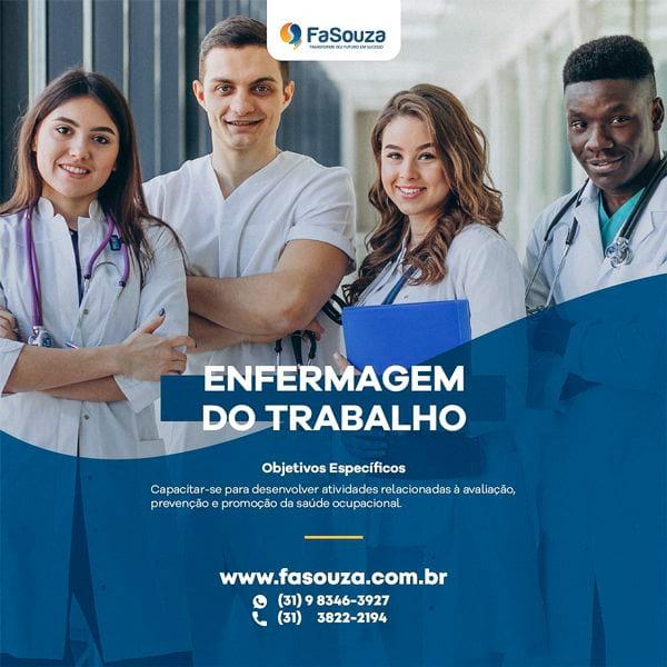 Faculdade Souza - Enfermagem do Trabalho