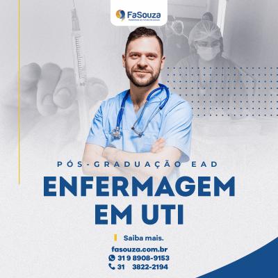 Faculdade Souza - Enfermagem em UTI
