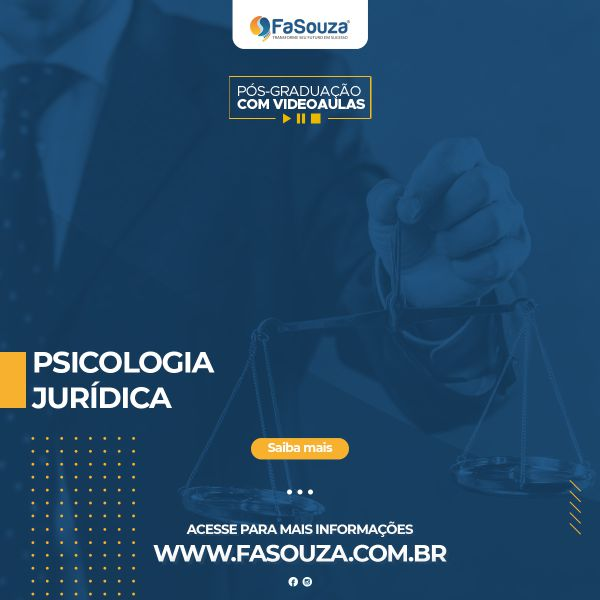 Faculdade Souza - Psicologia Jurídica