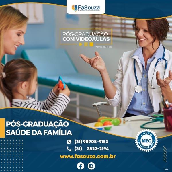 Faculdade FaSouza - Saúde da Família