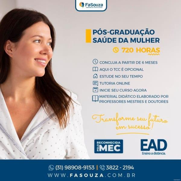 Faculdade Souza - Saúde da Mulher