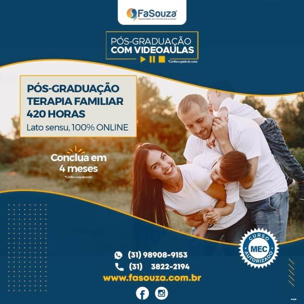 Faculdade FaSouza - Terapia Familiar 420 horas