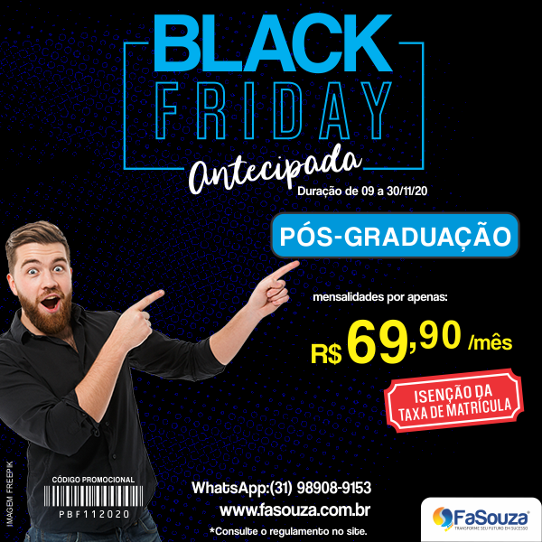Black Friday FaSouza